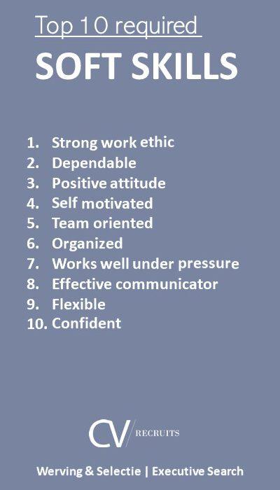 Zijn de soft skills in uw organisatie optimaal?